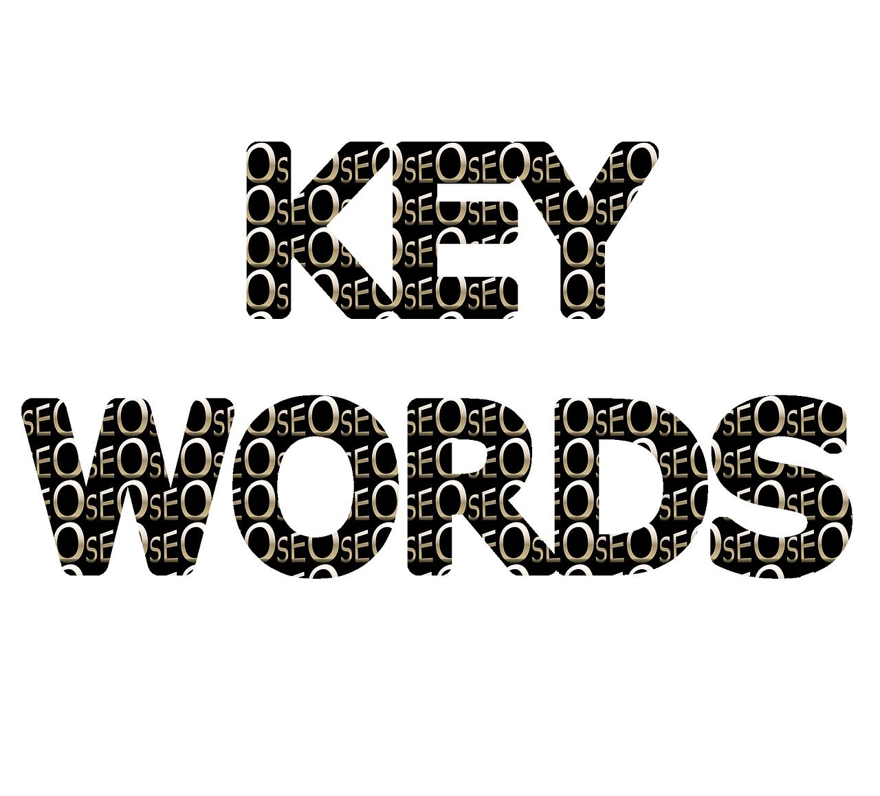 SEO копирайтинг, подбор ключевых слов и семантика сайта
